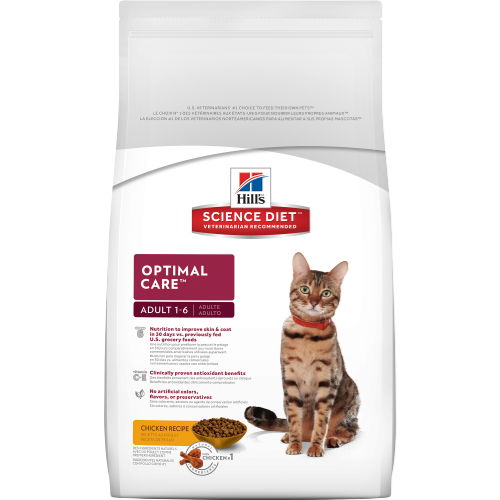 Hill's™ Science Diet™ Adult Optimal Care Original Cat Food