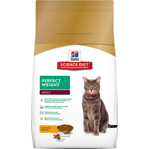 Hill's™ Science Diet™ Adult Perfect Weight Cat Food