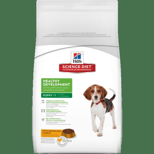 science diet puppy food healthy development